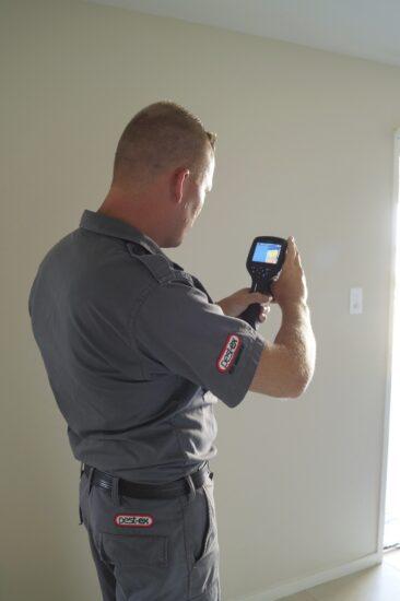 thermal imaging pest control